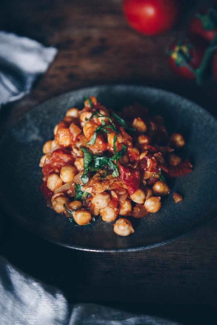 chickpeas stew